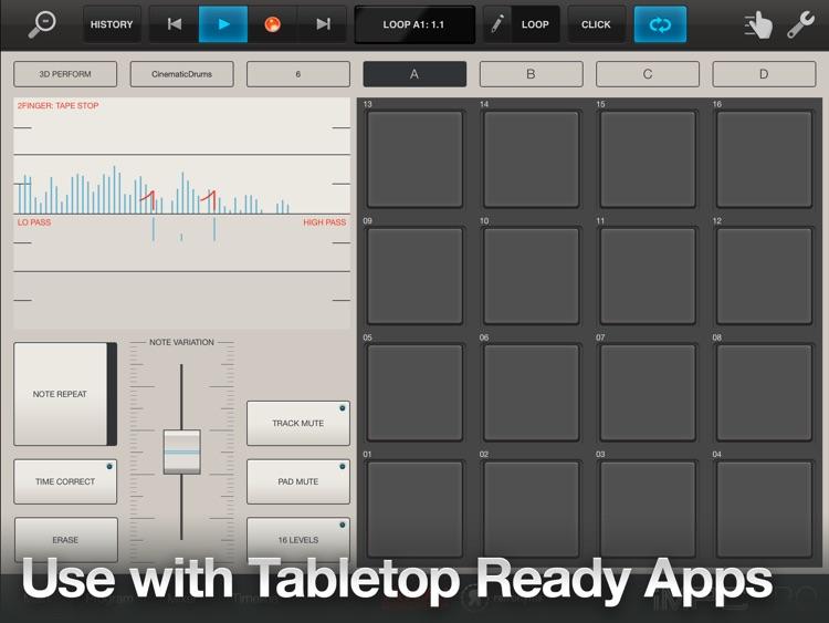 Tabletop screenshot-3