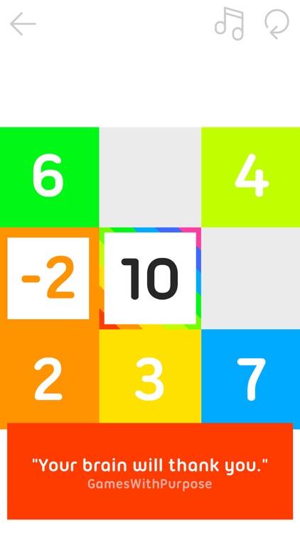 10 - a Puzzle Made of Numbers screenshot-0