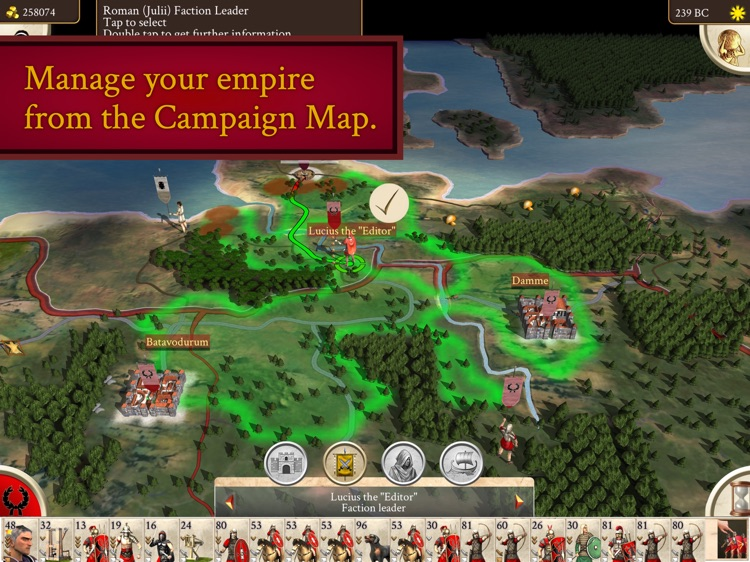 ROME: Total War screenshot-4