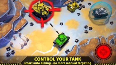 Crash of Tanks: Pocket Mayhem screenshot three