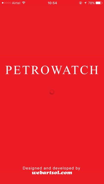 PETROWATCH screenshot-4