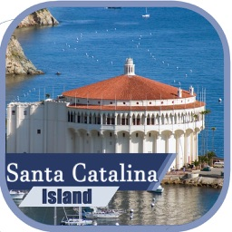 Santa Catalina Island Travel Guide & Offline Map