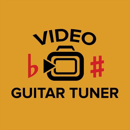 Guitar Video Tuner - Tuning Made Fun!