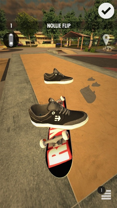 Screenshot for 玩滑板 - 体验其最传奇地方 ( Skater ) in China App Store