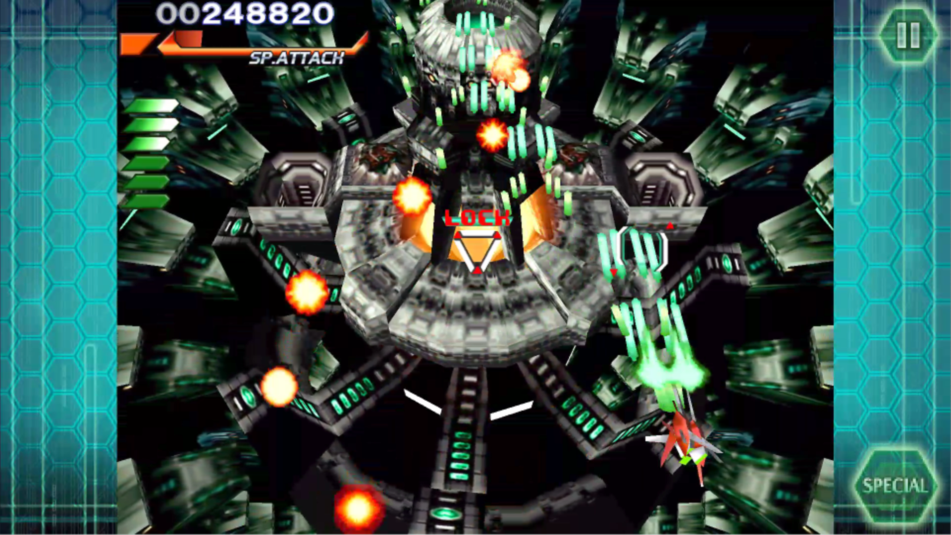 RAYSTORM screenshot 10