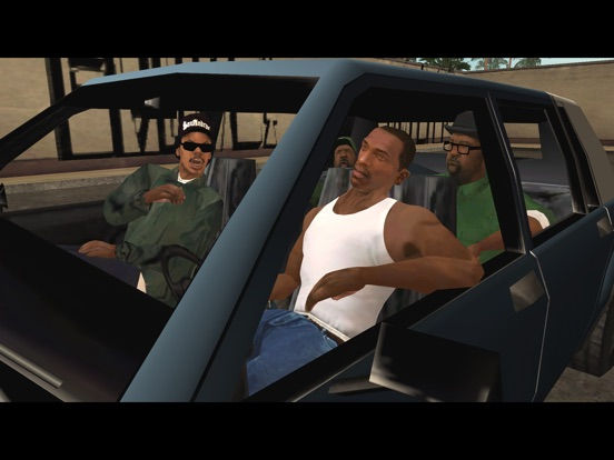 Grand Theft Auto: San Andreas Screenshots