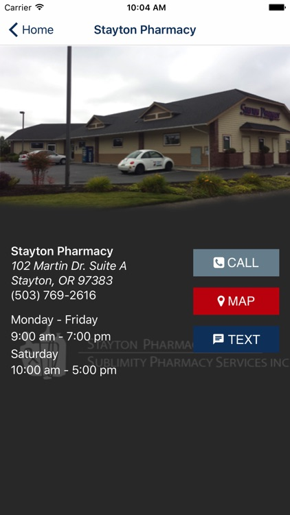Stayton Pharmacy screenshot-3