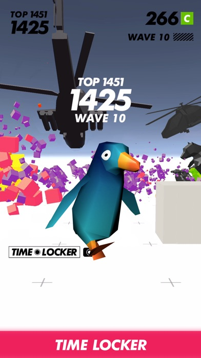 TIME LOCKER - Shooter screenshot1