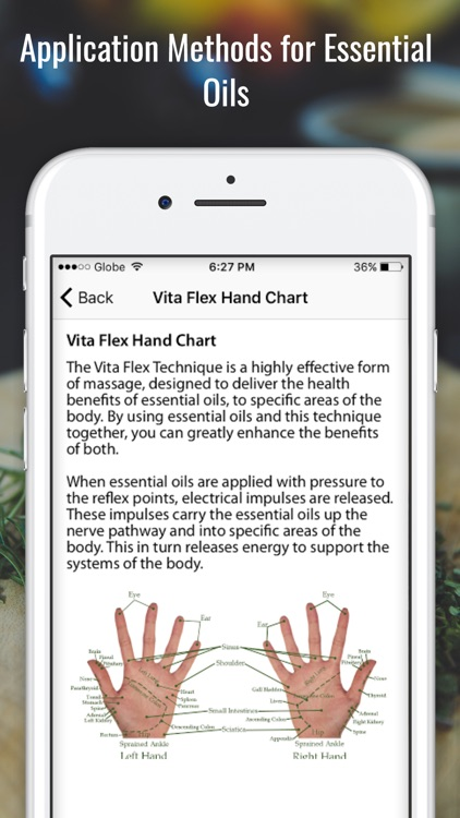 Essential Oils Ref Guide to Young Living screenshot-3