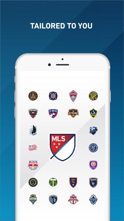 MLS: Scores, News & Highlights screenshot-4