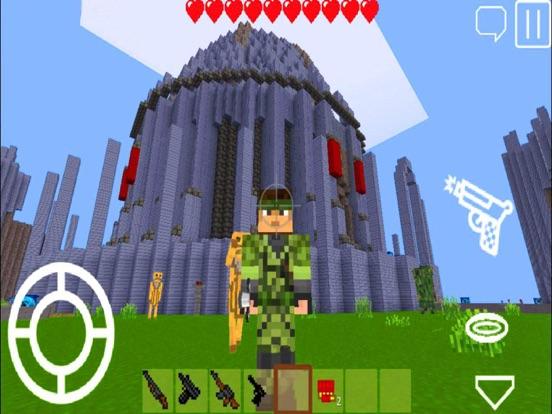 Скачать игру Pixel Block Gun 3D