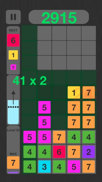 Blocks versus Numbers screenshot-4