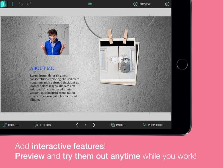 Story2Go Interactive Book Creator screenshot-4