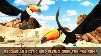 Toucan Simulator: Flying Bird Life 3D