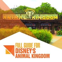 Full Guide for Disney's Animal Kingdom