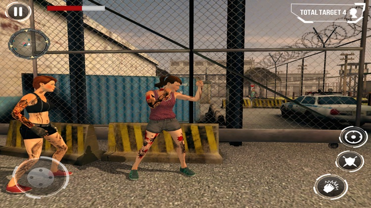 Wrestling Superstars - Real Gangster Fight in City screenshot-3