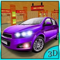 Activities of Car Drive Thru Supermarket – 3D Driving Simulator