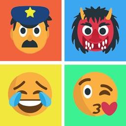 Guess the Emoji : Emoticon 100 Pics Quiz Games