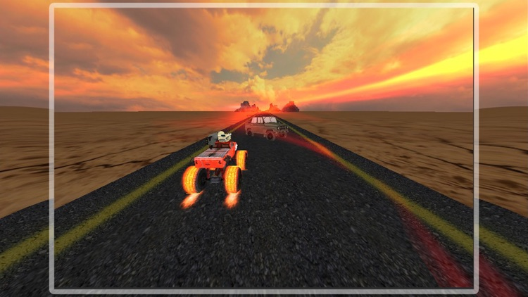 Grand Fighter- 3D Monster Truck screenshot-4