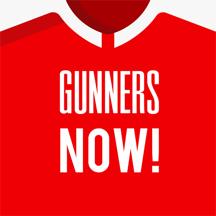 GUNNERS NOW! - Arsenal News, Scores & Transfers