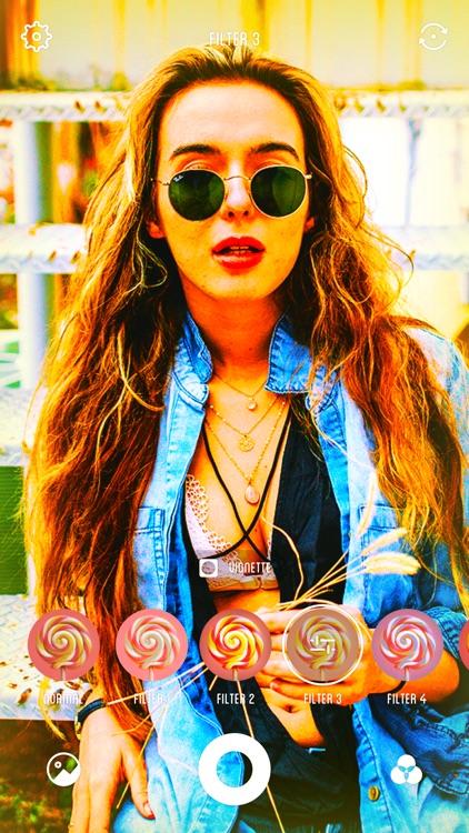 Lollipop Camera - Make Photo Color Better