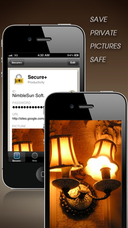 Secure+ password manager screenshot-3