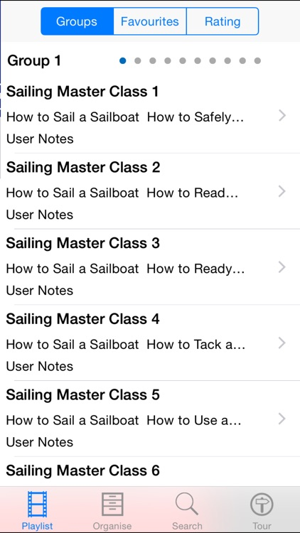 Sailing Master Class screenshot-1