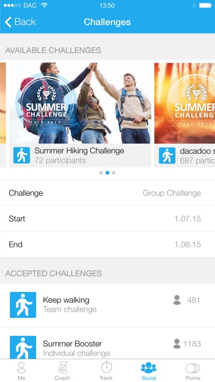 dacadoo – Health Score & Lifestyle Navigation screenshot-3