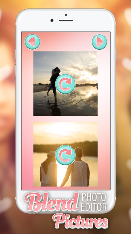 Blend Pictures Photo Editor: Mix Picture Collage