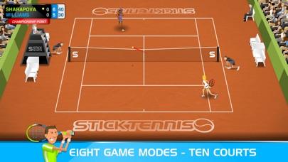 Stick Tennisのスクリーンショット2