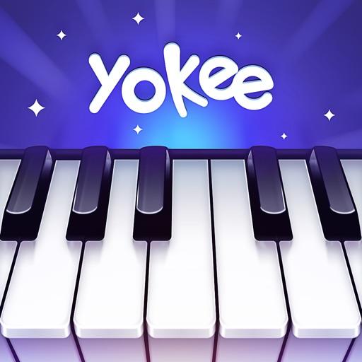 Piano app by Yokee app logo