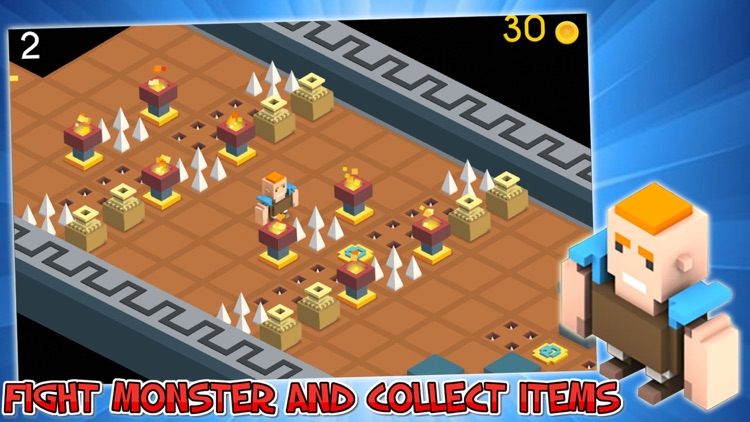Dungeon Jumping screenshot-3