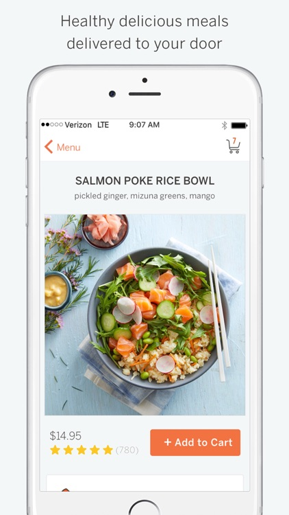 Munchery - Healthy Food Delivery Service