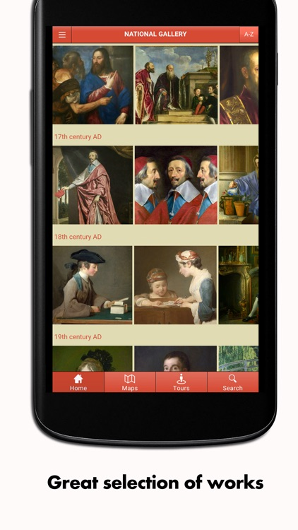 National Gallery Guide Full Edition screenshot-3