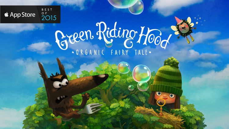 Green Riding Hood screenshot-0