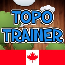 TopoTrainer Canada - Geography for everyone!