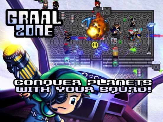 GraalOnline Zone+ iPad
