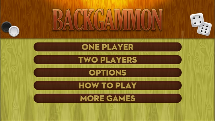 Backgammon Pro screenshot-2