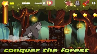 Forest Running screenshot two