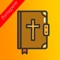 App Icon for The Holy Bible : Portuguese A BÍBLIA SAGRADA Audio App in Belgium IOS App Store