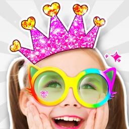 Princess Selfie Magic Mirror