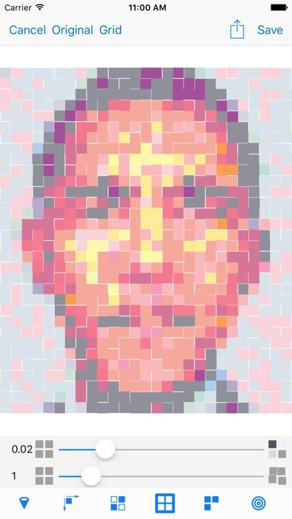 Posted - Sticky Note Mosaic Generator screenshot-3