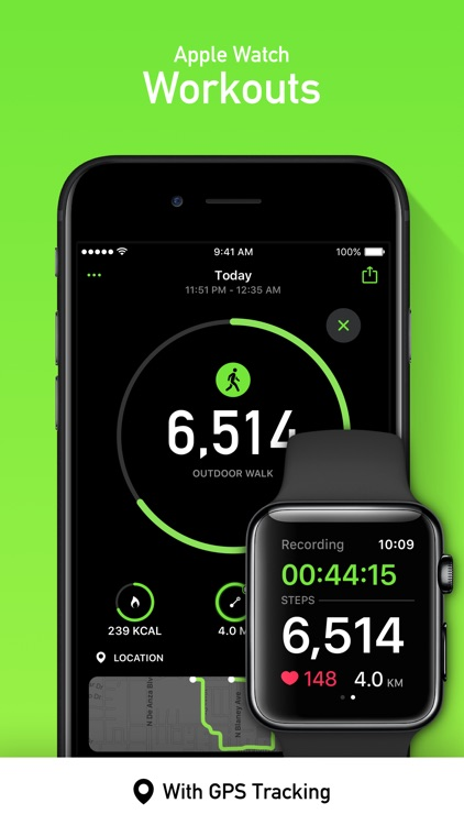 StepsApp Pedometer - Step Counter Activity Tracker