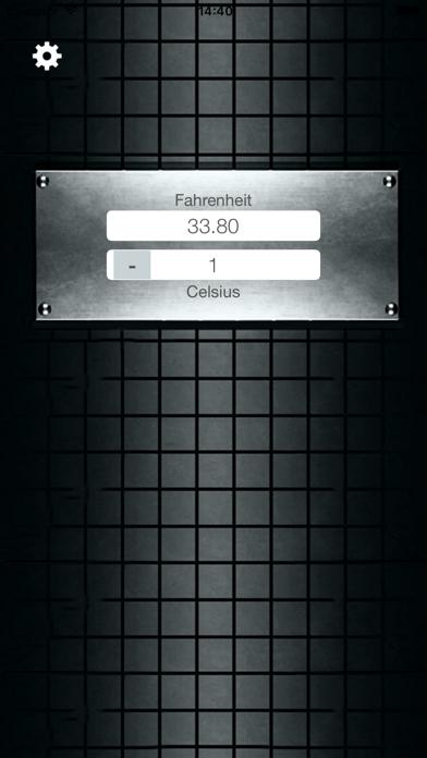 Fahrenheit Celsius på PC