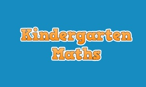 Kindergarten Maths