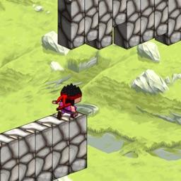 Gravity Ninja Cube