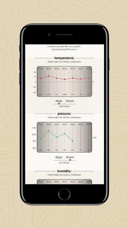 Analog Weather Station screenshot-6