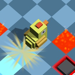Spring Cube Crossy