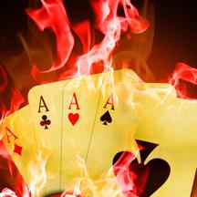 烈火百家乐:单机黑杰克扑克游戏