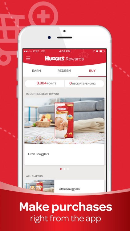 Huggies® Rewards App screenshot-4